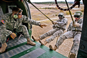 The Pentagon Has Selected 2013's Most Intense Military Training Photos