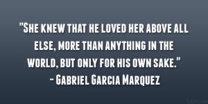 29 Refreshing Gabriel Garcia Marquez Quotes