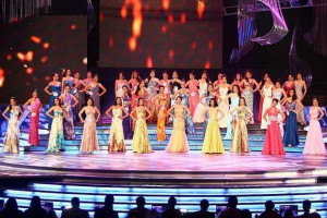 Transgenders in beauty pageants