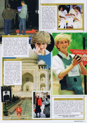 Designer Bruce Oldfield 39 s Memories Of Diana