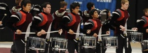 High School Marching Bands Drumlines