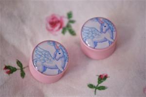 Kawaii Unicorn Pastel Goth