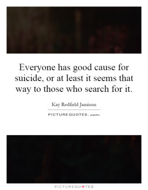 Suicide Quotes Kay Redfield Jamison Quotes