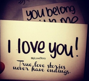 Inspirational Cute I Love You Quotes Tumblr For Him