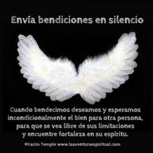 La Aventura Espiritual - Envia bendiciones en silencio.
