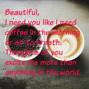 Good Morning Quotes for My Boyfriend