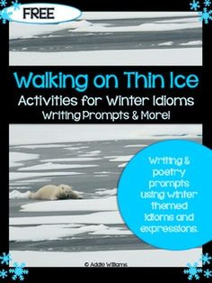 some of the idioms and expressions related to winter and the cold ...