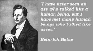 Heinrich heine quotes 1