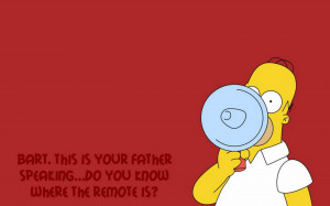Homer Simpson Funny