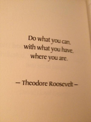 Teddy roosevelt quotes, deep, wise, sayings, short