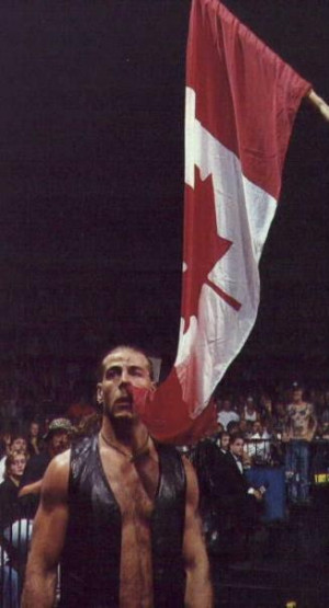 Other Wrestlers Disrespecting Flags
