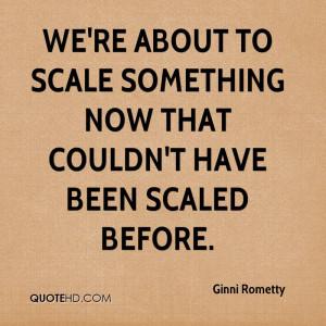 Ginni Rometty Quotes