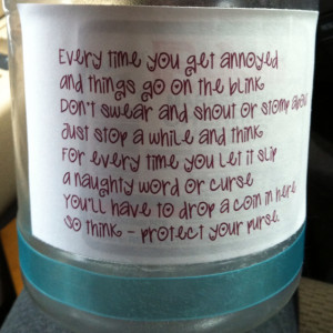 Swear Jar Sayings