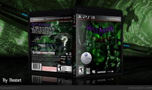 PlayStation 3 » Batman Arkham City: Riddler Edition Box Cover ← →