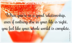Positive Relationship Ending Quotes : Dating Concepts For Shy Guys ...