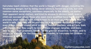 Top Quotes About Believing In Fairy Tales