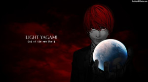 Light Yagami Quotes Photos,Photo,Images,Pictures,Wallpapers