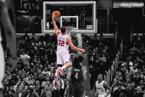 Blake Griffin Basketball...