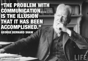 Communication quotes, best, meaning, sayings, famous