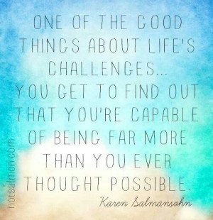 On life's challenges.. #life #quotes