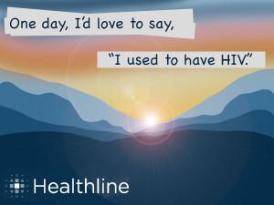 one day i d love to say i used to have hiv via hiv aids awareness
