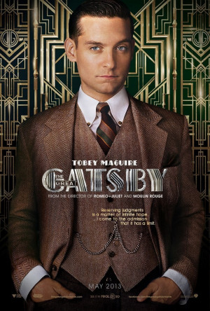 THE GREAT GATSBY (Well, almost…)