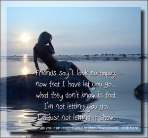 Love, break up grief, and ending relationship issue quotes for ...