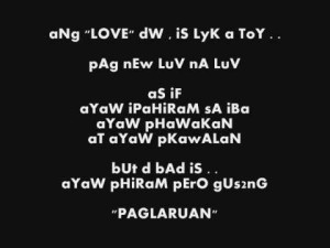 Funny Quotes And Sayings Tagalog