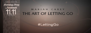 Mariah Carey Confirms New Single 'The Art Of Letting Go'