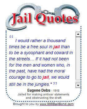 quotes about jail quotesgram