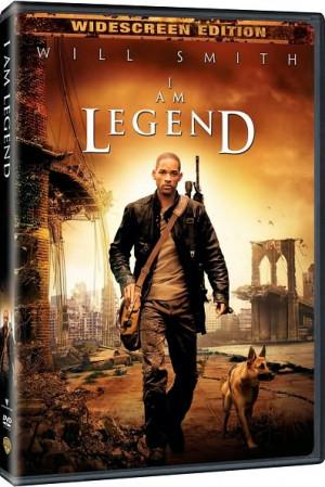 Movie Dude Weekend: I am Legend marathon