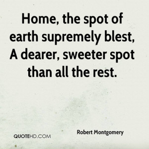 Robert Montgomery Quotes