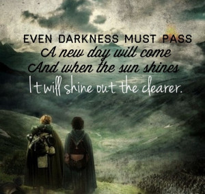 ... Quotes, Lord Of The Rings Quotes Sam, Dark, Favorite Quotes, Lotr
