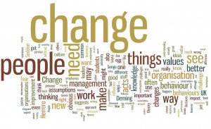Change is the Nature of Chaos