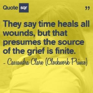 ... . - Cassandra Clare (Clockwork Prince) #quotesqr #quotes #lifequotes