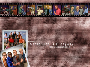 Whose Line Is It Any Way