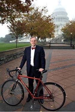 Quote of the Day: Earl Blumenauer on Cyclist Behaviour