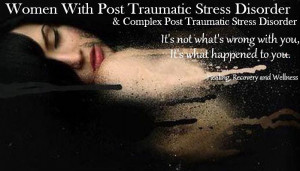 Women With Post Traumatic Stress Disorder Facebook page.