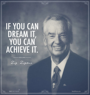 Zig Ziglar Success Legend