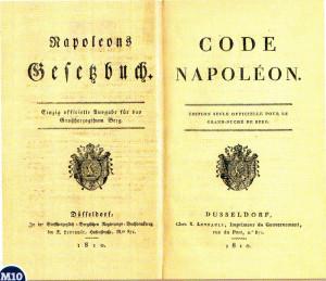 Napoleon Bonaparte, Zoning Administrator