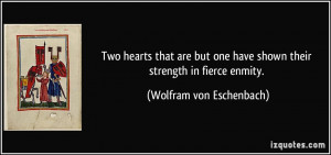 Two Hearts as One Quotes