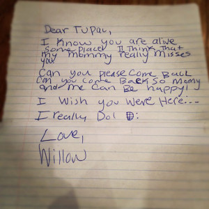 The Daily WTF: Willow Smith Thinks Tupac Is Alive And The Key To Her ...
