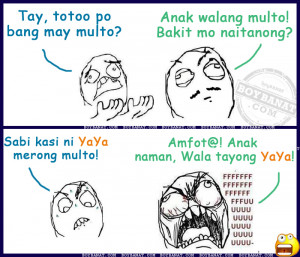 Tagalog Halloween Funny Jokes and Quotes