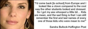 celebrity quotes about bullying