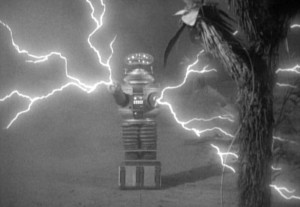 ... Control Robot from Irwin Allen's CBS Television Series Lost in Space