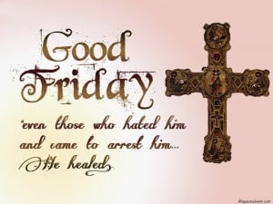 Good Friday Quotes Wishes