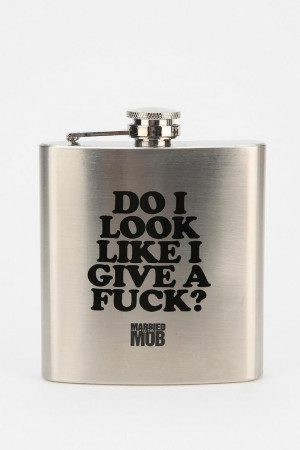 Married To The Mob X UO Flask #urbanoutfittersDrank, Gift Ideas, Uo ...