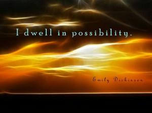 Quantum Physics- Infinite possibilities! We choose!