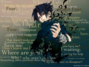 sasuke quotes source http imgarcade com 1 gaara quotes