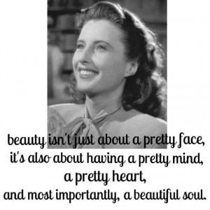 ... much the sweetest, most accurate thing ever ♡ // Barbara Stanwyck